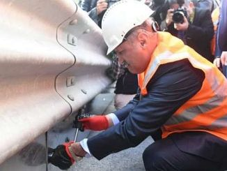biker friendly barrier system application was started from antalya