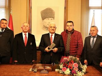 Thanks to the President of the President of the Republic of Turkey