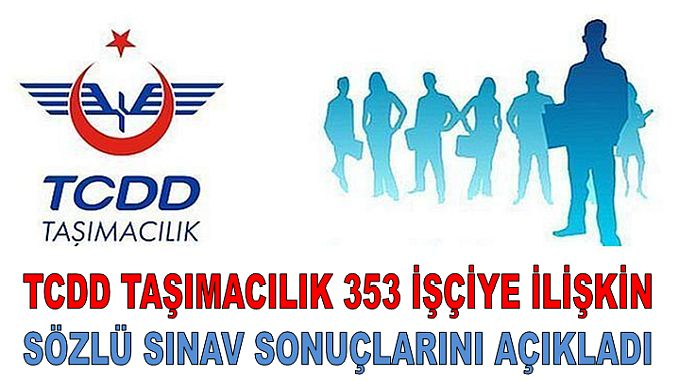 tcdd transports 353 napoveduje rezultate ustnega izpita za delo