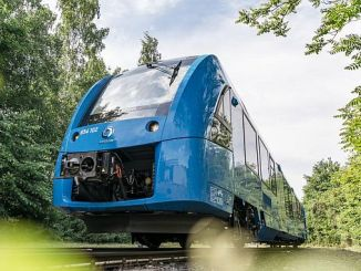 new hydrogen trains could end diesel trains