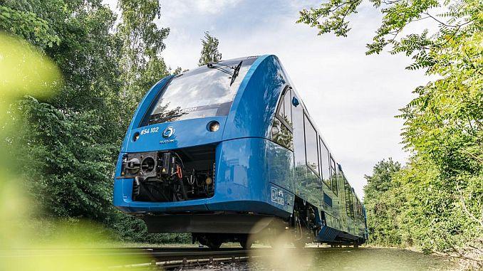 yeni hidrojen trenler dizel trenlere son verebilir