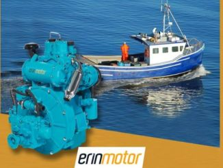 domestic diesel engine producing erin engine began to export