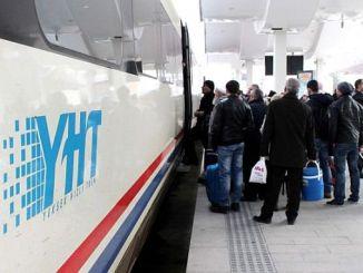 yuksek hizli trene de yolcu garantisi verilmis