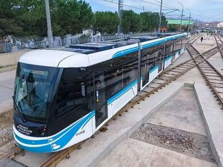 Akcaray Tram Project
