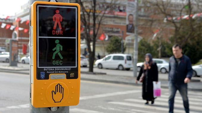 Baskent Traffic Makes You Safer with Measures Taken