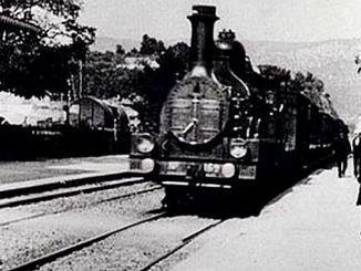 Diyarbakir-Eisenbahn