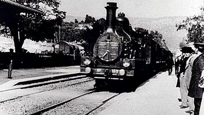 Diyarbakir ferrocarril