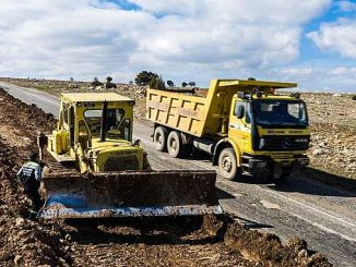 Eskisehir Buyuksehirden Half Cost Concrete Roads