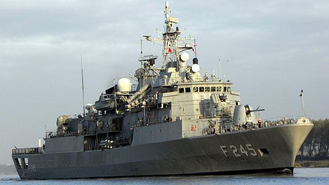 Türkische Marine