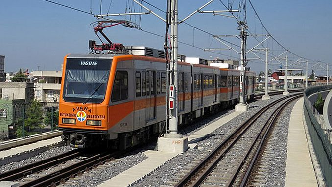 adana subway will be reached all over the world at once