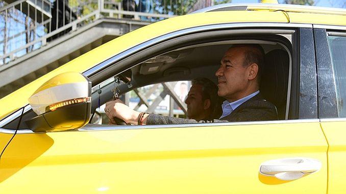 ο αριθμός και η ποιότητα των στάσεων ταξί στην Αδάνα θα αυξηθεί