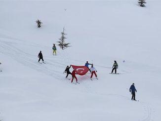 first alanya akdag ski festival was held