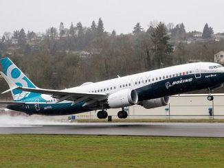 Boeing Maxin Türken im türkischen Luftraum gestoppt