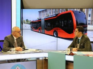 electric buses manisa to relax the traffic