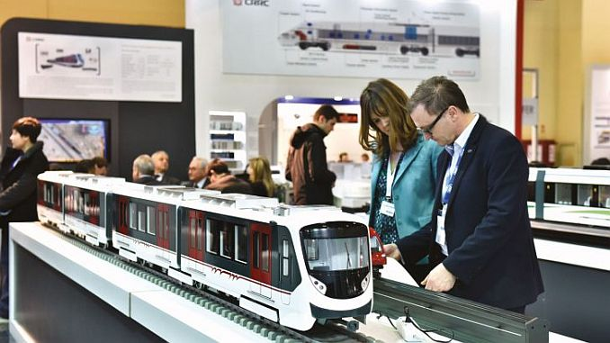 eurasia rail fair company wurde angekündigt