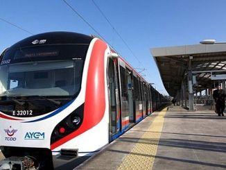 Halkali gebze marmaray line is coming tomorrow