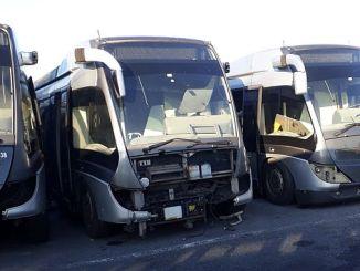modtaget metrobus frøs til skrot holland