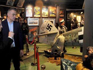 Museum in Istanbul Flughafen, Türkei tanitacagiz