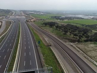 istanbul historic highway on izmir highway