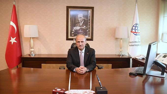 Estamos estableciendo la columna vertebral principal del sistema ferroviario de Estambul.