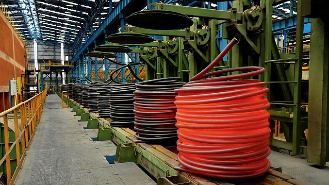 kardemir was thick coils generate the most turkiyenin
