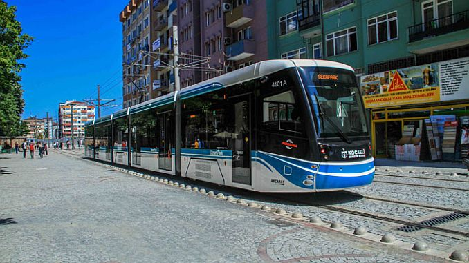 tram free for kilicdaroglu and aksener rally free