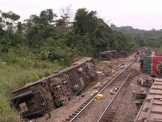 Kongo junaonnettomuus suurin osa lapsista