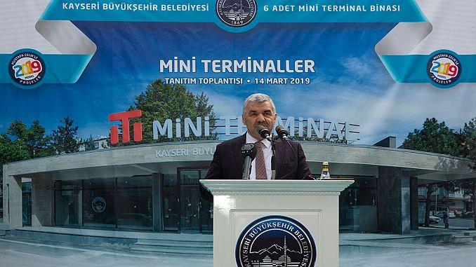 mini terminals introduced