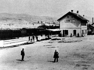 ruμελί σιδηροδρόμου