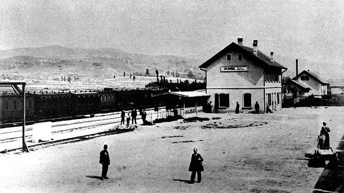rumeli railway