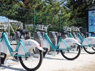 bicycles assembled in sakbis project