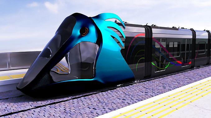 مشروع نظام السكك الحديدية sanliurfanin جاهز