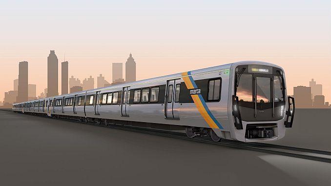 El estadio producirá un vehículo de metro hasta el metro de atlanta.