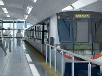 turel antalyaya metro metro løfter fremtiden