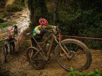 Международный горный велосипед наполовину завершен