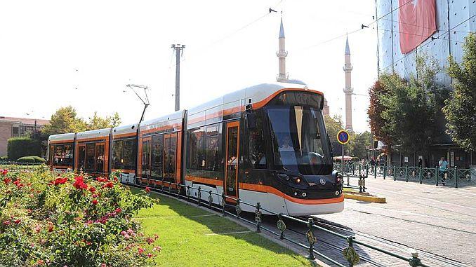κυβερνήτης ζήτησε να ακυρώσει κάποιες μετακινήσεις με το τραμ στο Εσκισεχίρ