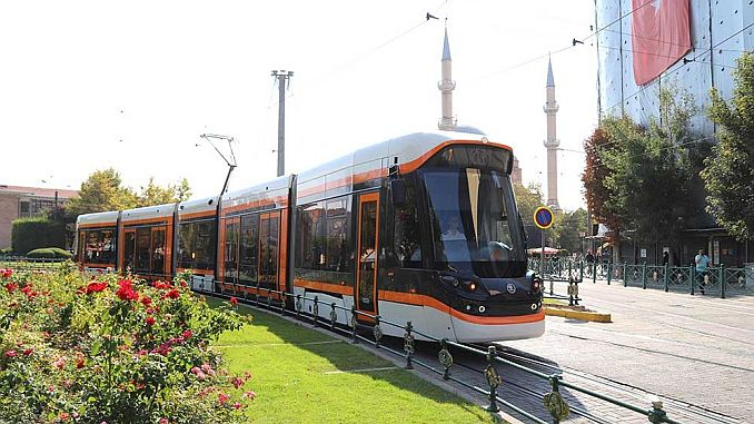 governorate asked to cancel some tram trips in Eskisehir