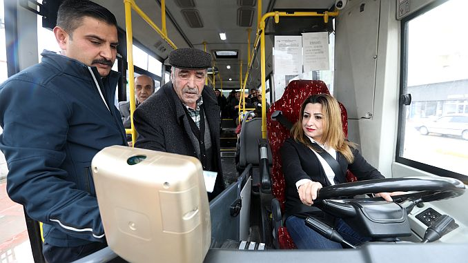 Vanin Gives Women Bus Buses