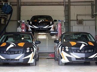 domestic car's test factory kocaelide was established