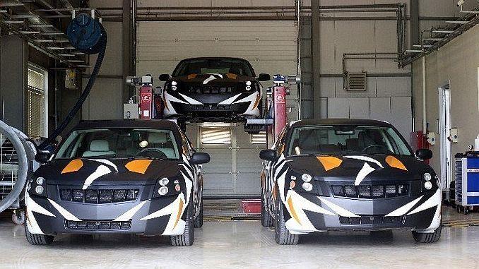 تأسست kocaelide مصنع اختبار السيارات المحلية