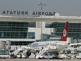 Ataturk Airport, the last Ucusun announcement Minister Turhan Yapacak