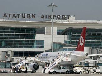 Ataturk Airport, the last Ucusun announcement Minister Turhan Yapacak