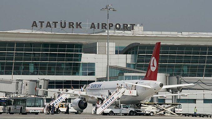 Aeropuerto Ataturk, el último anuncio de Ucusun Ministro Turhan Yapacak