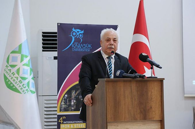 President of the Association of Rollers Pehlivan Baylan