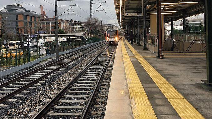 Die Bürger wollen den Zug Halkaliya Ek Ekpres besuchen