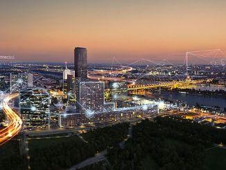 smart city technologies auf der icsg ausstellung
