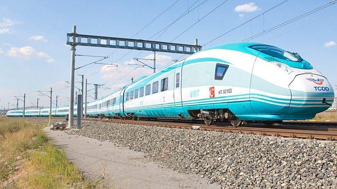 Ankara Sivas Yht Projekt Yht Station Bauarbeiten
