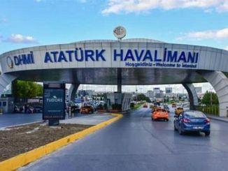 Algunas carreteras en el aeropuerto de Ataturk estarán cerradas.