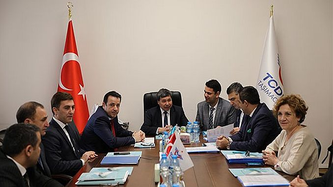 Baku Tiflis prepares to carry passengers