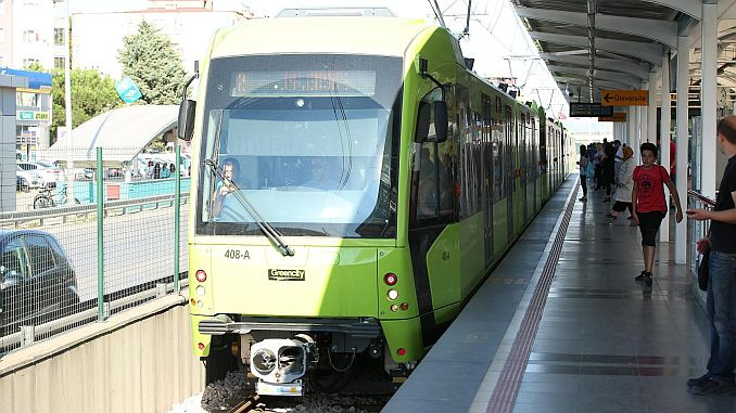 tender preparation for bursa city hospital subway started